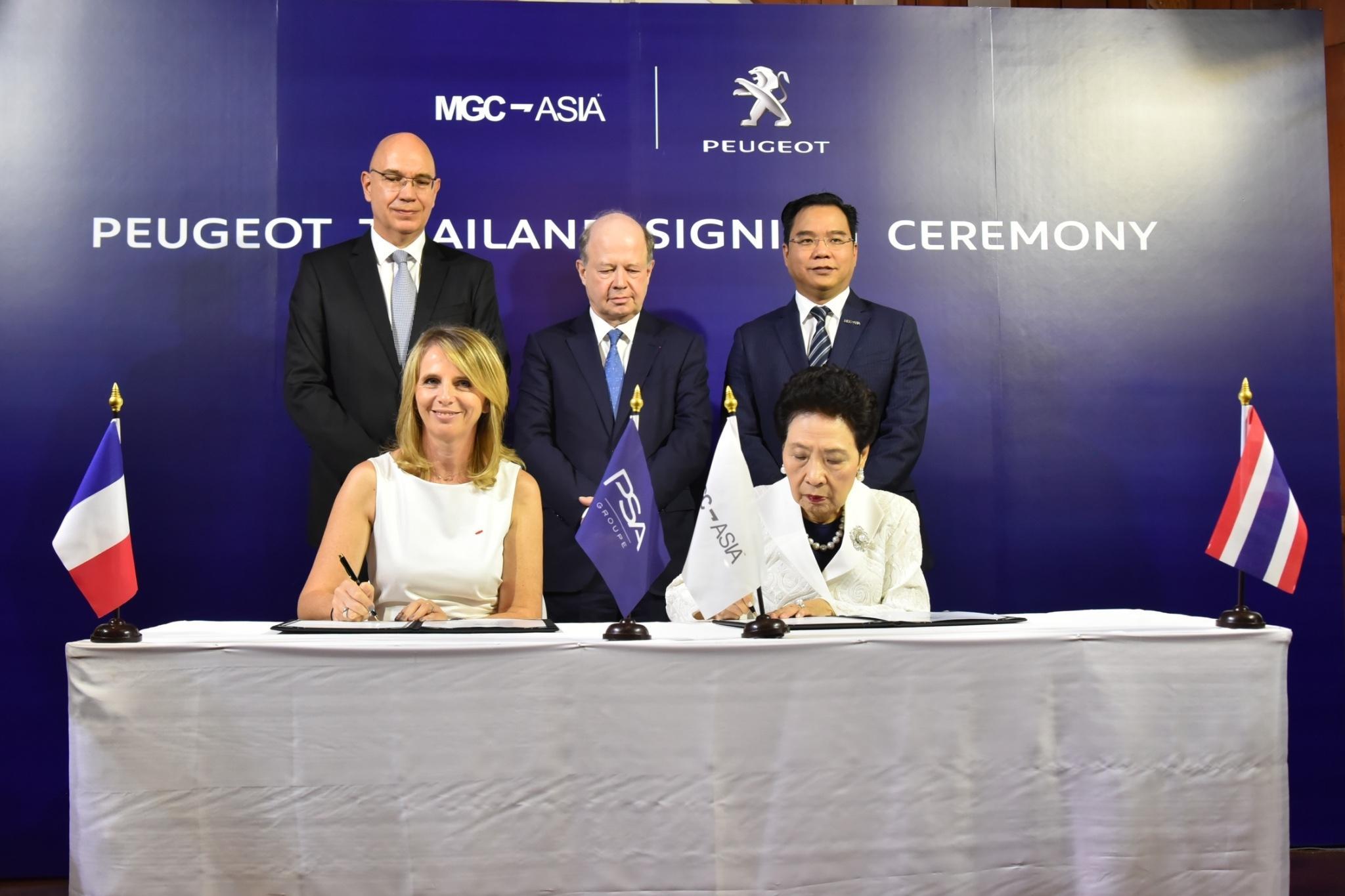 Peugeot พร้อมบุกตลาดเอสยูวีในไทย เผยเตรียมเปิดตัวรถ 2 รุ่นหลักเร็วๆ นี้