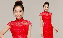 แฟชั่นชุดกี่เพ้าสวยๆ สำหรับสาวหมวยต้อนรับตรุษจีน