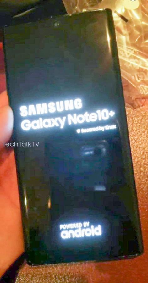 Samsung Galaxy Note 10 และ Note 10 10+