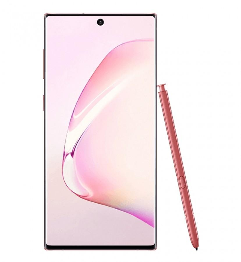 Samsung Galaxy Note 10 Rose