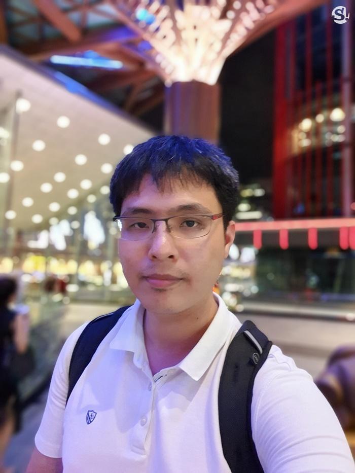 ตัวอย่างภาพถ่ายจาก Samsung Galaxy Note 10