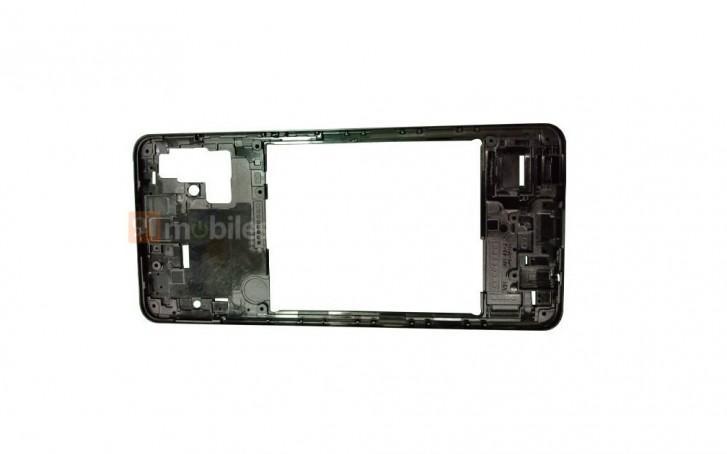 ภาพบางส่วนของ Galaxy A51