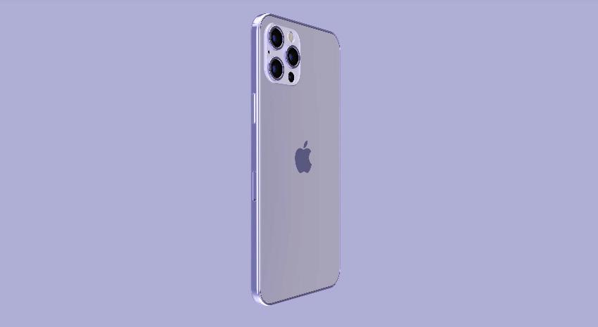 คอนเซ็ปต์ iPhone 12 Pro Max