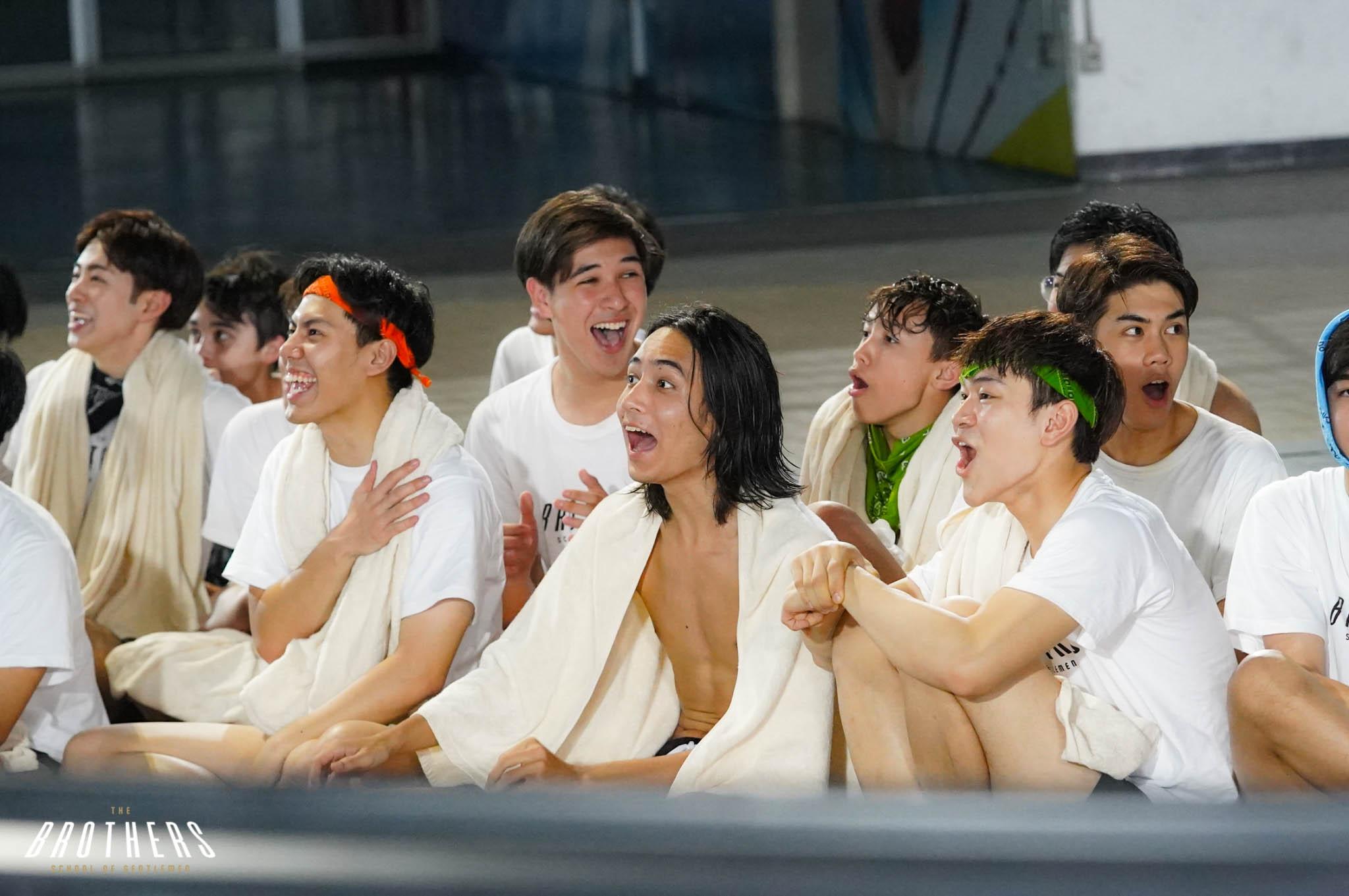 """""""ติ๊ก เจษฎาภรณ์"""" พาเสียว ภารกิจกระโดดน้ำวัดใจใน """"The Brothers Thailand"""" ตอนแรก"""