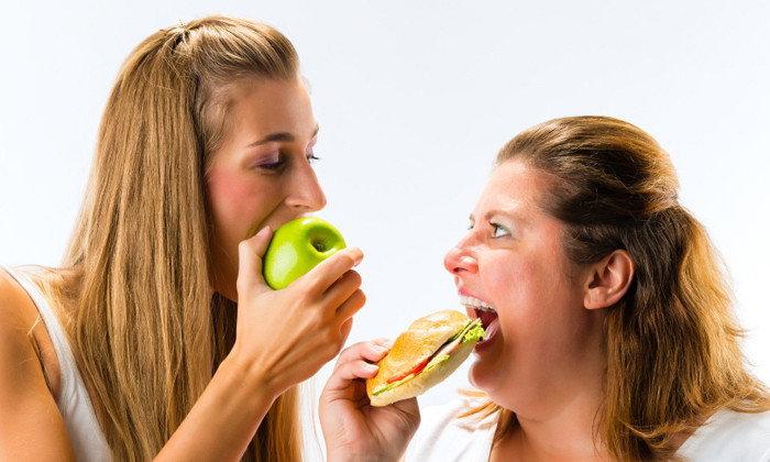 เช็ค 5 พฤติกรรมการกินเสี่ยงอ้วน