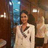 น้ำตาล ชลิตา Miss Universe 2016